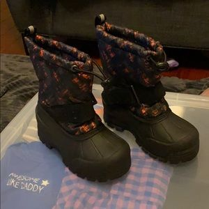 Northside toddlers snowboots